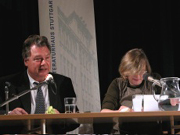 Katharina Thalbach, Gerd Haffmans: Oscar Wilde <br/>(c) Heiner Wittmann