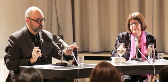 Carlos Ruiz Zafón: Das Labyrinth der Lichter,                                                             Montag, 03.04.17               /                   20.00              Uhr                               <br/>(c) Heiner Witmann