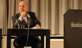 Jean Ziegler: Wir lassen sie verhungern,                                                               Dienstag, 04.12.12               /                   20.00              Uhr                               <br/>(c) Tilmann Eberhardt