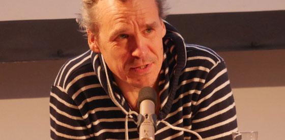 Christine Knödler, Alex Rühle, Ole Könnecke: Zauberkreide!, Montag, 04.12.17               /                   20.00              Uhr <br/>(c) Heiner Wittmann