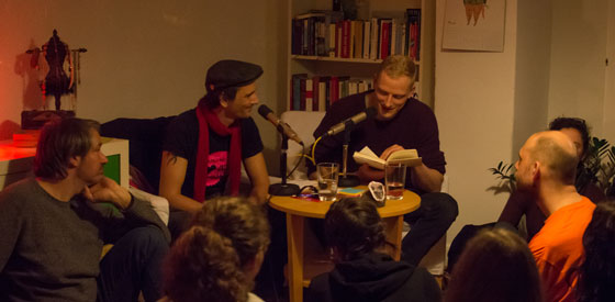 Lorenz Just: Der böse Mensch, Freitag, 23.03.18               /                   20.00              Uhr <br/>(c) Simon Adolphi